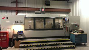 Manufacturing composites CNC and Milling