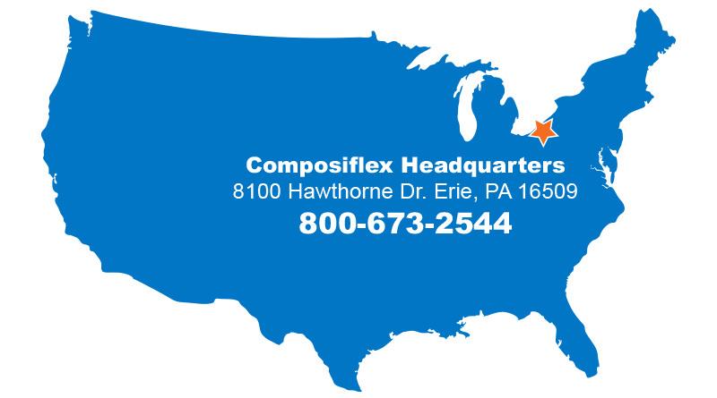Composiflex Location